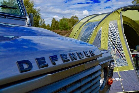 Boat of Garten, UK: The Defender