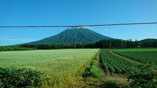 Национальный парк Шикоцу-Тойя, Япония: 羊蹄山
