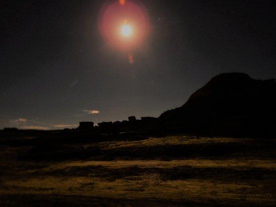 San Agustin del Valle Fertil, الأرجنتين: Circuito de Luna Llena todos los meses!!!