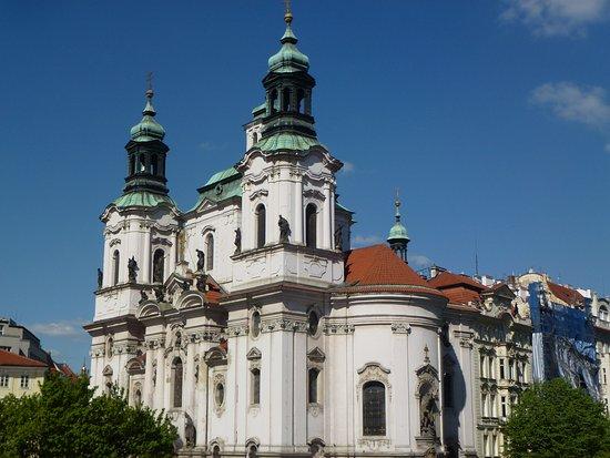كنيسة سانت نيكولاس (كنيسة القديس نيكولاس)