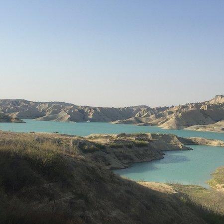 Barrancos de Gebas: Muy lindo y tranquilo lugar