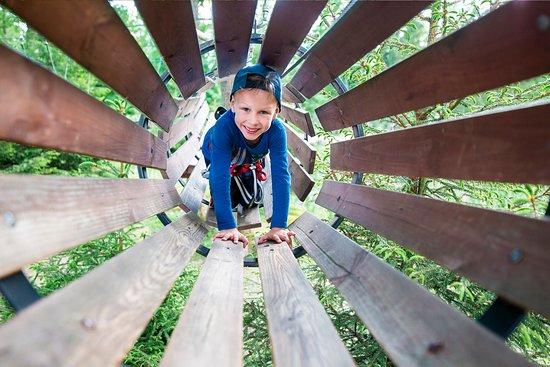 Taurage, ลิทัวเนีย: Yellow track for 6 years old