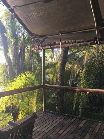 Xaro Lodge: Deck