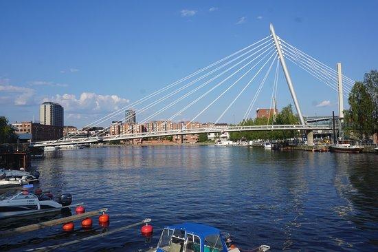 Tampere, Finnország: Laukonsilta