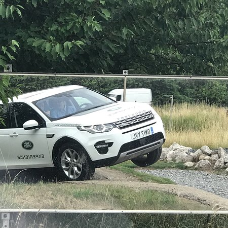 Land Rover Experience - Liverpool ภาพถ่าย