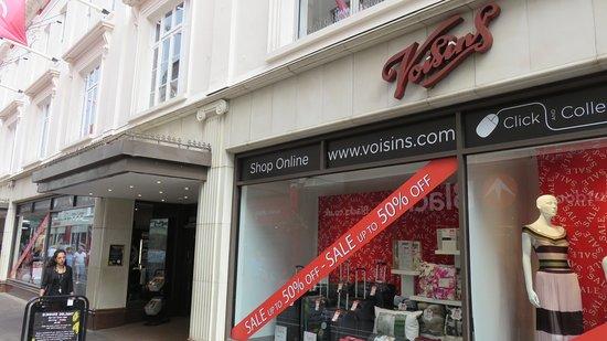Voisins Department Store