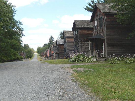 写真Eckley Miners' Village枚