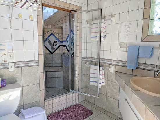 Wasa, Καναδάς: Tamarack Room Steam Shower