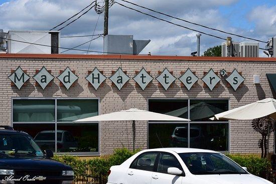 Mad Hatter Cafe Durham Menu
