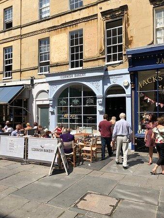 The Cornish Bakery: Vista exterior del restaurante