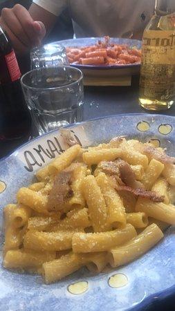 Amalfi in Pasta照片