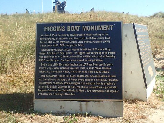 U.S. Navy Monument: Higgins memorial