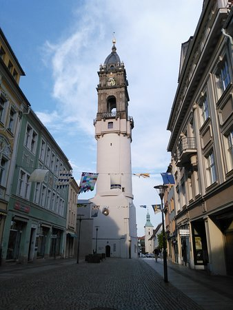 Leaning Tower of Bautzen / Reichenturm