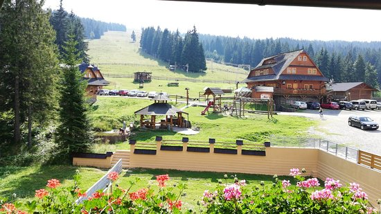 Hruštín, Slovensko: Horsky Hotel Kristina