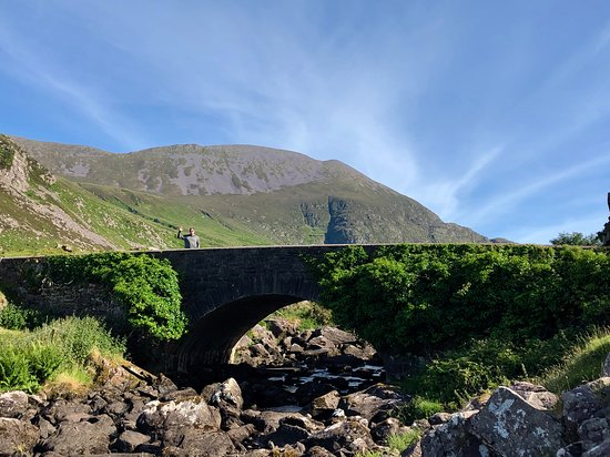 Larkinley Lodge: Gap of Dunloe is a short drive from the B&B