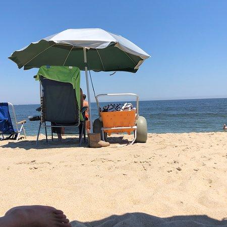 Gunnison Beach - Picture of Gunnison Beach, Sandy Hook - Tripadvisor