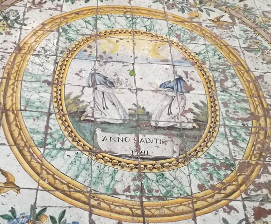 Chiesa dell'Arciconfraternita di Santa Maria Visitapoveri a Forio: IMG_20180703_091150_large.jpg