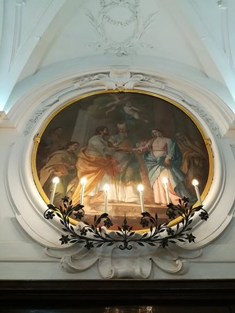 Chiesa dell'Arciconfraternita di Santa Maria Visitapoveri a Forio: IMG_20180702_224308_large.jpg