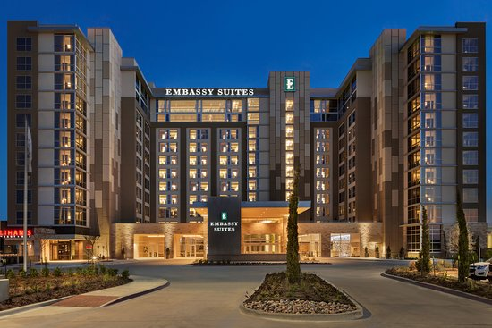 Emby Suites By Hilton Denton Convention Center