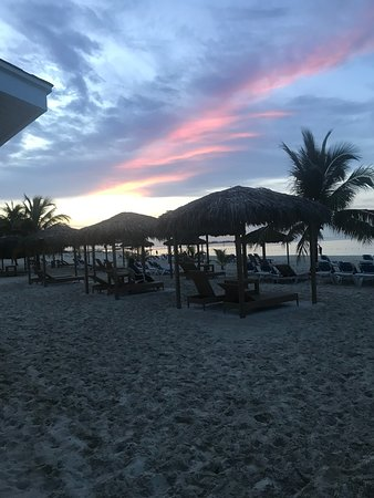 First time to The Bahamas