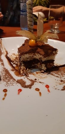 Sirigado do Pedro: sobremesa (Tiramisu)