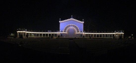 Spreckels Organ Pavilion ภาพถ่าย