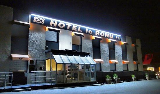 Hotel Le Rohu