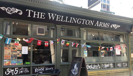 The Wellington Arms Weymouth Updated 2019 Restaurant Reviews
