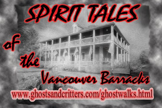 ‪Spirit Tales of the Vancouver Barracks‬