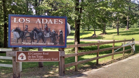 Los Adaes State Historic Site: The first capital of Spanish Tejas