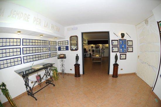 Sala Museale del 3° Reggimento Genio Guastatori