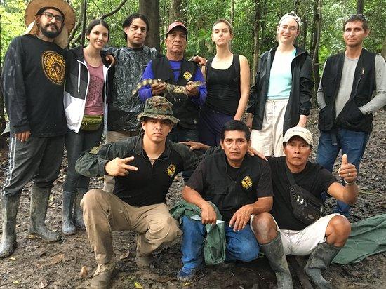 Amazon Expeditioners