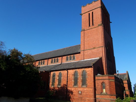 Sacred Heart Roman Catholic Church, Warrington