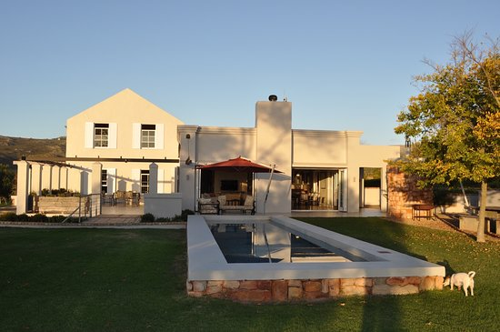 South Hill Vineyards - The Guesthouse