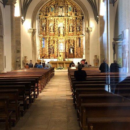 Iglesia Parroquial de Sta. Maria do Campo