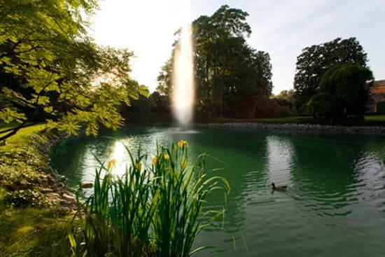 Bonemerse, Италия: Il giardino romantico