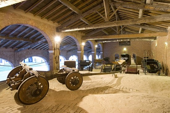 Bonemerse, Италия: La collezione di carrozze d'epoca