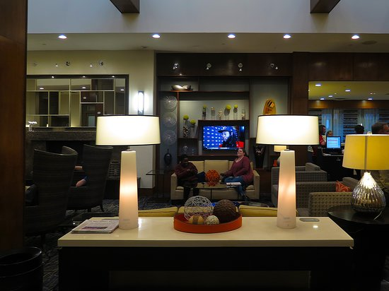 Knoxville Hilton - Lobby