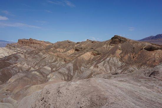 Zabriskie Point (Het uitzicht)