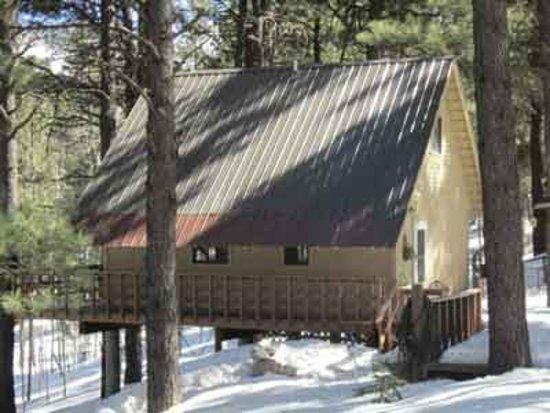 Lone Wolf Cabins & Getaway: Deer Trail Vacation Home