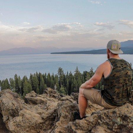 Foto Eagle Rock Hiking Trail