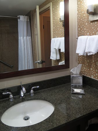 Knoxville Hilton - Room 1712 - Single Sink