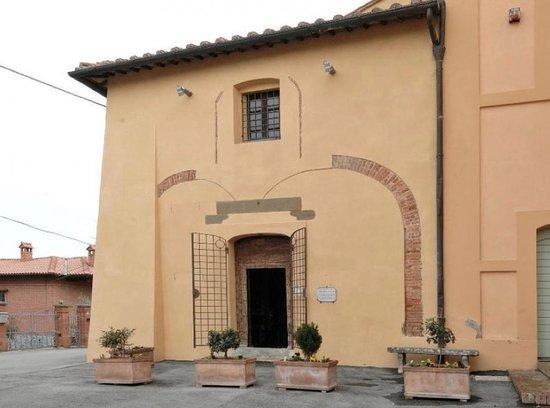 Panicale, Italia: chiesa san sebastiano