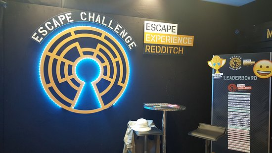 ‪Escape Challenge Redditch‬