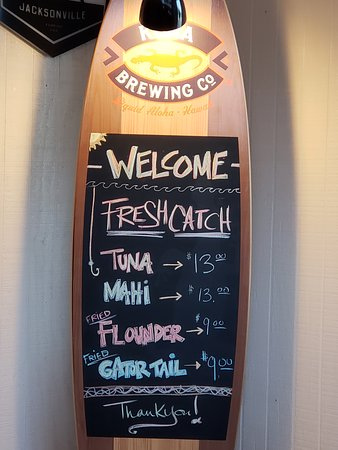 Chowder Ted's: Nightly specials