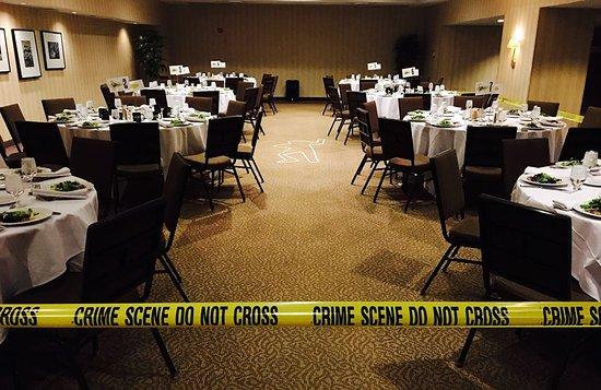 The Dinner Detective Murder Mystery Dinner Show Philadelphia