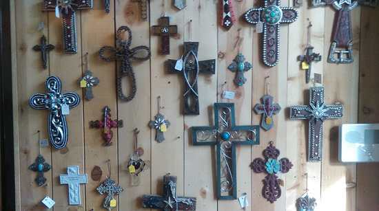 Virginia City, NV: Check out our selection of crosses