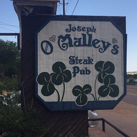 Palmer Lake, CO: O'malley's Steak Pub