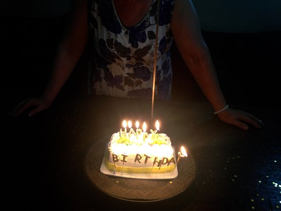 Wondrous Birthday Cake Picture Of Hotel Casa India Catalina Cartagena Funny Birthday Cards Online Elaedamsfinfo