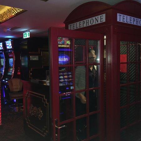 Биаритца городское казино